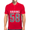 Keith Haring Mens Polo