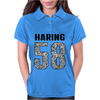 Keith Haring, Womens Polo