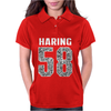 Keith Haring Womens Polo