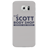 Keith Scott Body Shop Hoodie (Lucas Scott, OTH) Phone Case