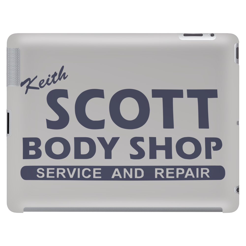 Keith Scott Body Shop Hoodie (Lucas Scott, OTH) Tablet