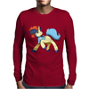 Keldeo Mens Long Sleeve T-Shirt