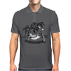 Kelly Groen Sloth Mens Polo