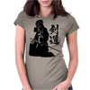 Kendo Kanji Womens Fitted T-Shirt