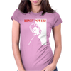 Kenny Powers Eastbound And Down Womens Fitted T-Shirt