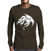 Khaleesi dragons Mens Long Sleeve T-Shirt
