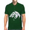 Khaleesi dragons Mens Polo