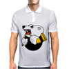 Khl Traktor Russian Hockey Mens Polo