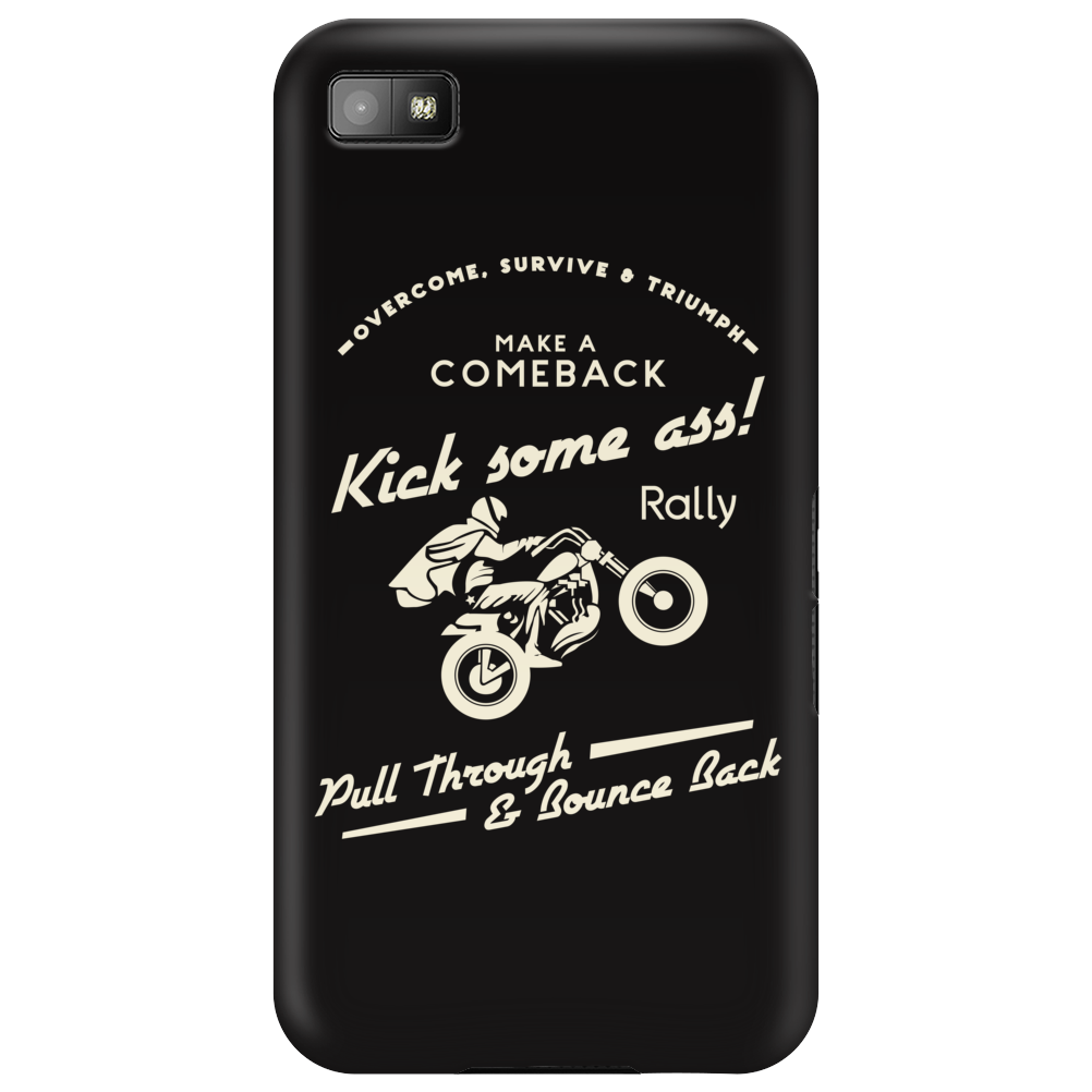 Kick Some Ass Phone Case