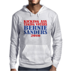 KICKING ASS TAKING VOTERS BERNIE SANDERS FOR PRESIDENT 2016 Mens Hoodie