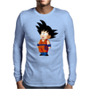 Kid Goku - Dragon Ball Super Mens Long Sleeve T-Shirt