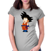 Kid Goku - Dragon Ball Super Womens Fitted T-Shirt