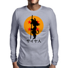 Kid Goku Mens Long Sleeve T-Shirt