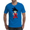kid Goku minimalist Mens T-Shirt