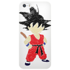 kid Goku minimalist Phone Case