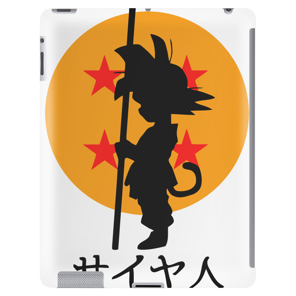 Kid Goku Tablet (vertical)