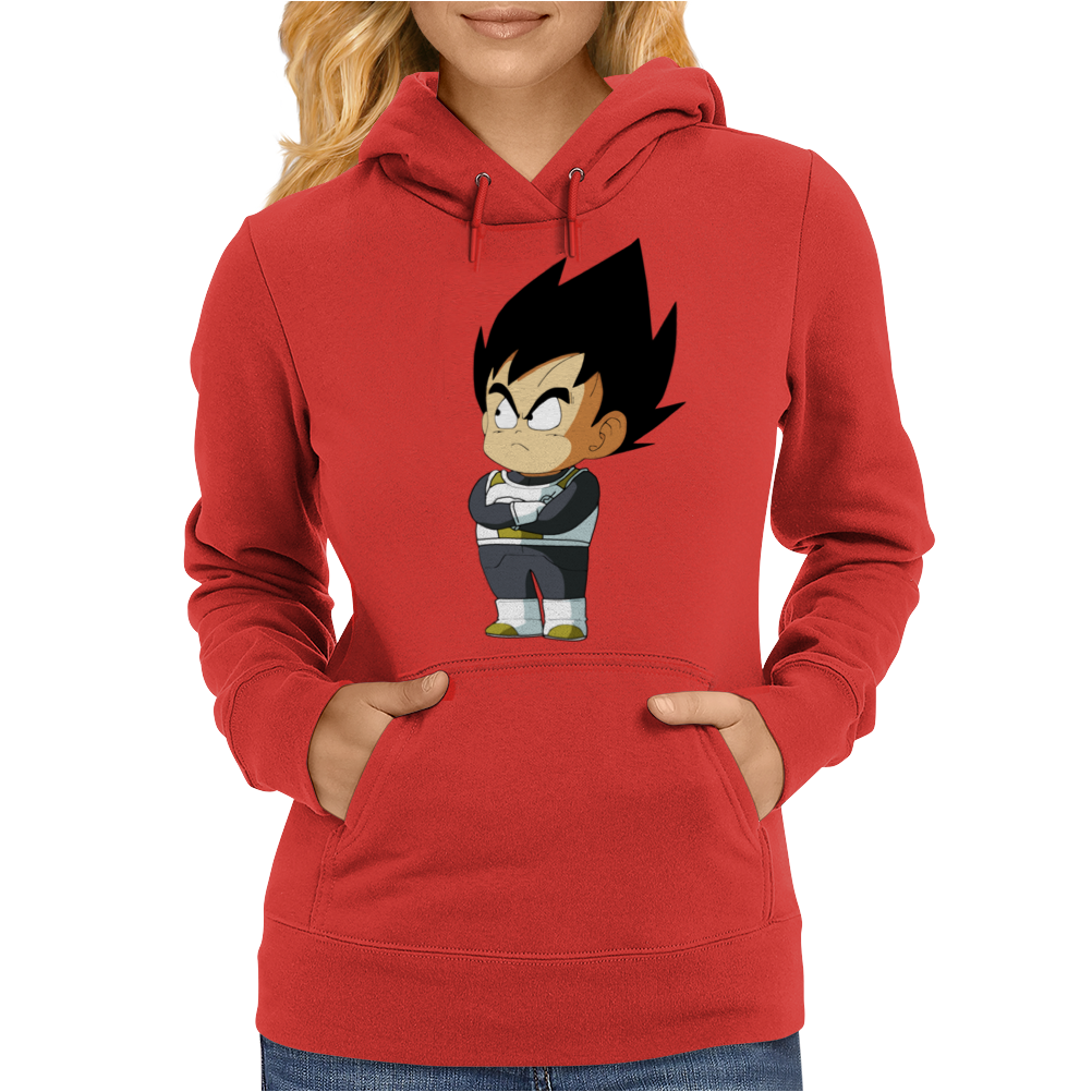 Kid Vegeta - Dragon Ball Super Womens Hoodie