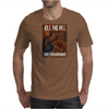 Kill the Hill - Go Longboard Mens T-Shirt