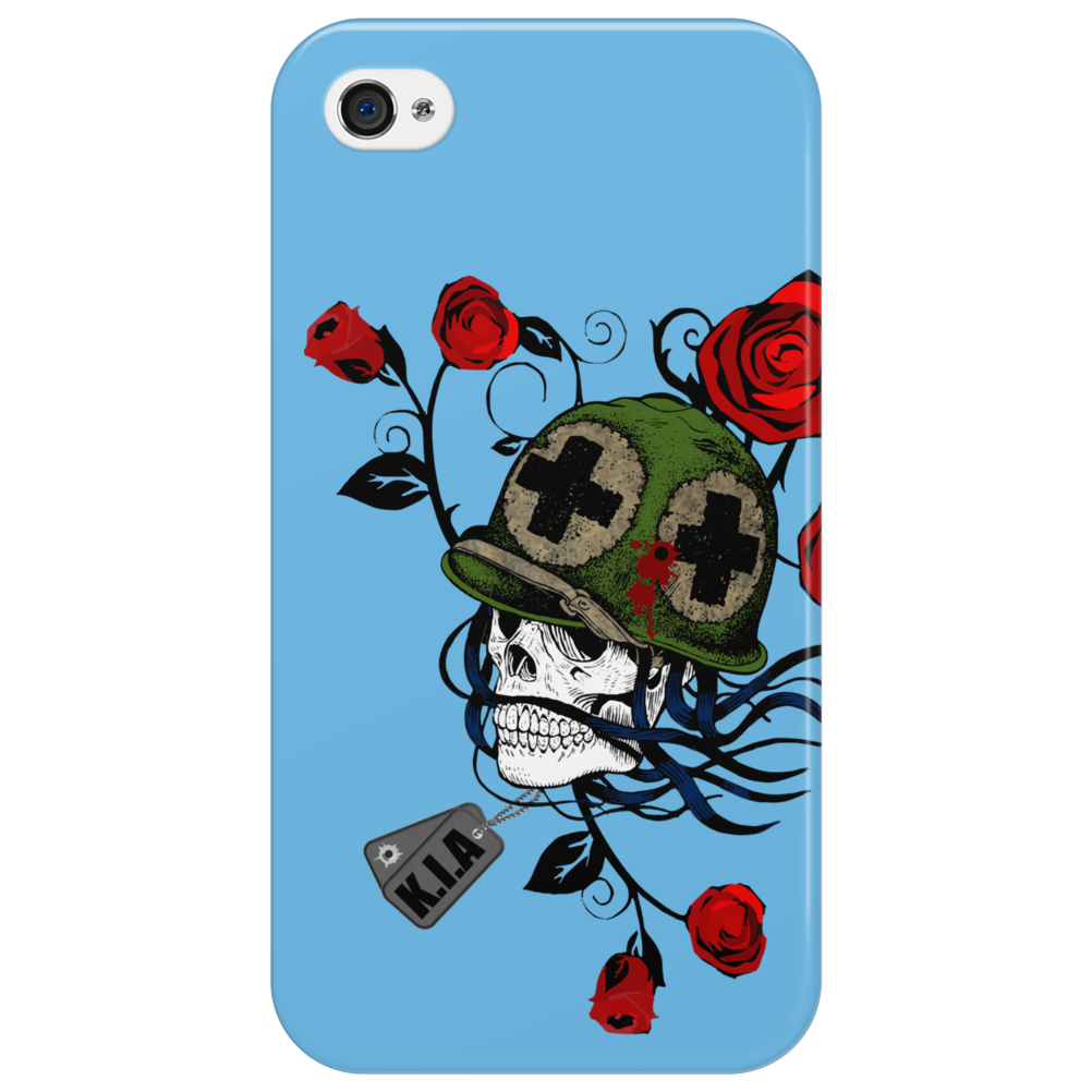 Killed In Action Phone Case