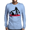 Killer Clown Mens Long Sleeve T-Shirt