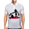 Killer Clown Mens Polo
