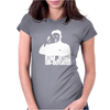 KIM JUNG UN-Defeated Womens Fitted T-Shirt