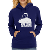 KIM JUNG UN-Defeated Womens Hoodie