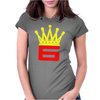 King Cleveland Womens Fitted T-Shirt