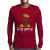 King George Mens Long Sleeve T-Shirt