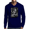 King Of The Jungle Mens Hoodie