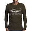 King Of The Jungle Mens Long Sleeve T-Shirt