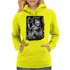 King Of The Jungle Womens Hoodie