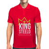 KING STEELO Mens Polo