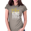 KING STEELO Womens Fitted T-Shirt