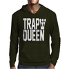 King Trap Queen NEW Mens Hoodie