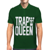 King Trap Queen NEW Mens Polo