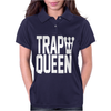King Trap Queen NEW Womens Polo