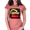 Kings Of Leon Mechanical Bull Womens Fitted T-Shirt