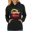 Kings Of Leon Mechanical Bull Womens Hoodie