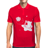 Kirby Gamer Geek SNES Mens Polo