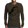 Kirby is King Mens Long Sleeve T-Shirt