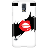 kiss lips Phone Case