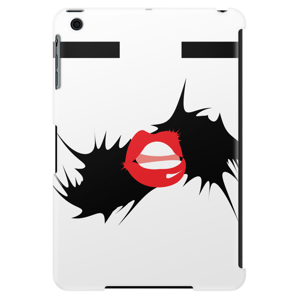 kiss lips Tablet (vertical)