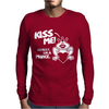 Kiss Me Really I'm a Prince Mens Long Sleeve T-Shirt
