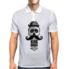 Kiss Skull Mens Polo