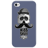 Kiss Skull Phone Case