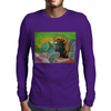 Kissing in the breeze Mens Long Sleeve T-Shirt