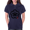 KITAKYUSHU City Japanese Municipality Design Womens Polo