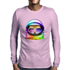 Kitty in Space Mens Long Sleeve T-Shirt