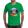 Kitty in Space Mens T-Shirt